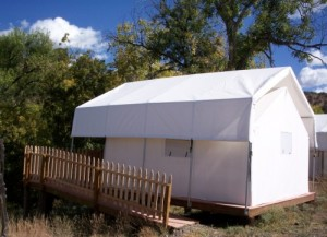 Double Circle Ranch Tents