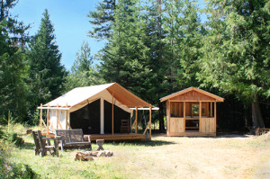 Huckleberry Sandpoint Tents