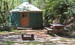 Loon Lake Yurts