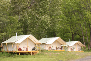 River Dance Lodge Tents