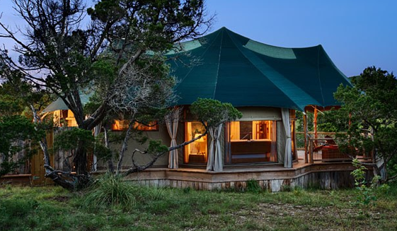 Texas Glamping Glorified Camping
