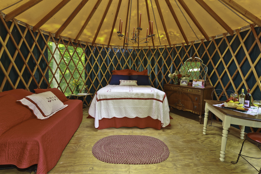 Wild Cherry Resort Yurt