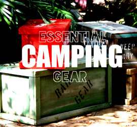 What to Bring Glamping